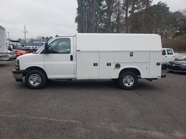 2019 Express 3500 4x2,  Knapheide KUV Service Utility Van #MN004338 - photo 6