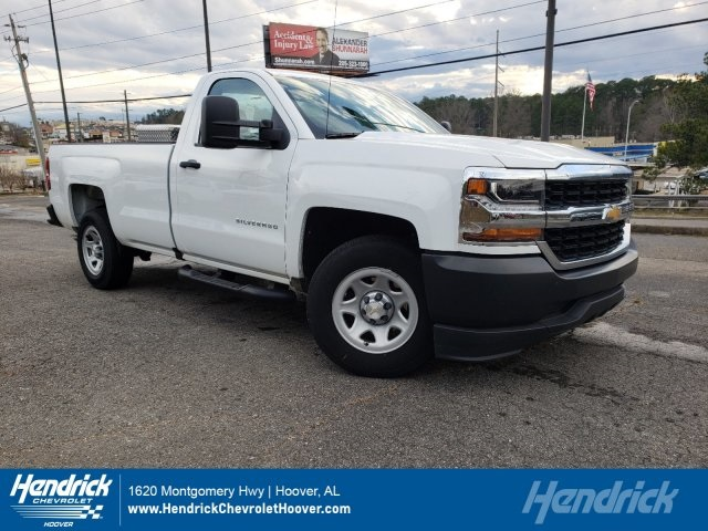 2017 Silverado 1500 Regular Cab 4x2,  Pickup #MZ117728 - photo 1
