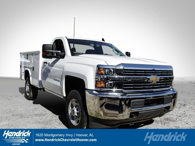 2017 Silverado 2500 Regular Cab, Knapheide Standard Service Body #MZ368640 - photo 1