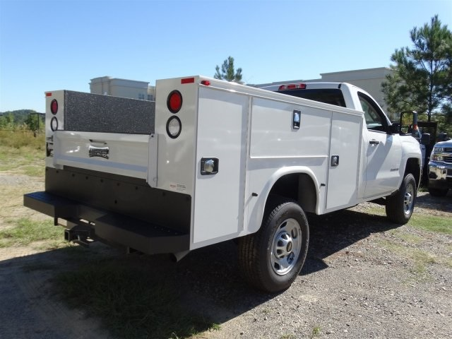 2017 Silverado 2500 Regular Cab, Knapheide Standard Service Body #MZ368640 - photo 2
