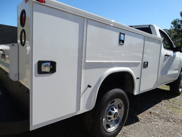 2017 Silverado 2500 Regular Cab, Knapheide Standard Service Body #MZ368640 - photo 32