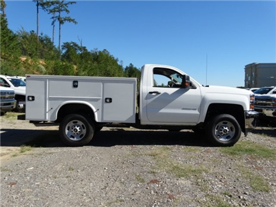 2017 Silverado 2500 Regular Cab, Knapheide Standard Service Body #MZ368640 - photo 3