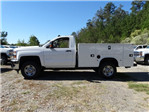 2017 Silverado 2500 Regular Cab, Knapheide Standard Service Body #MZ368640 - photo 6