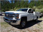 2017 Silverado 2500 Regular Cab, Knapheide Standard Service Body #MZ368640 - photo 7