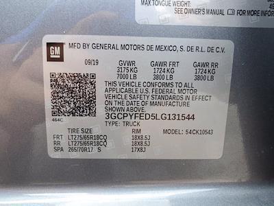 2020 Silverado 1500 Crew Cab 4x4,  Pickup #P51328 - photo 37