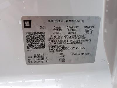 2019 Chevrolet Silverado 1500 Crew Cab 4x4, Pickup #PS51003 - photo 35