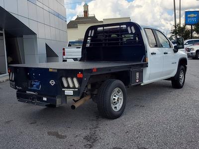 2021 Silverado 2500 Double Cab 4x4,  Platform Body #PS51433 - photo 2