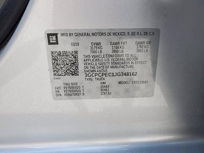 2018 Chevrolet Silverado 1500 Crew Cab 4x2, Pickup #SA51041B - photo 33