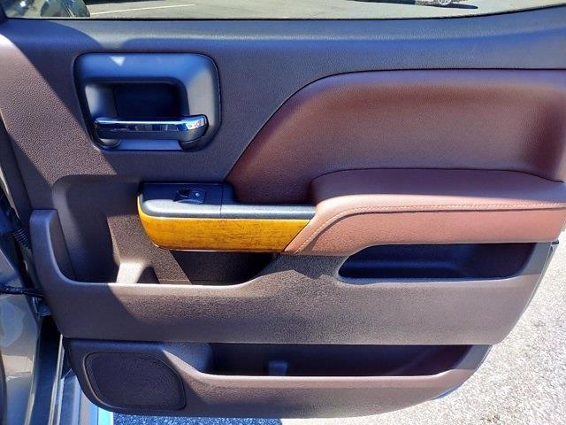 2017 Chevrolet Silverado 1500 Crew Cab 4x4, Pickup #SA51044 - photo 29