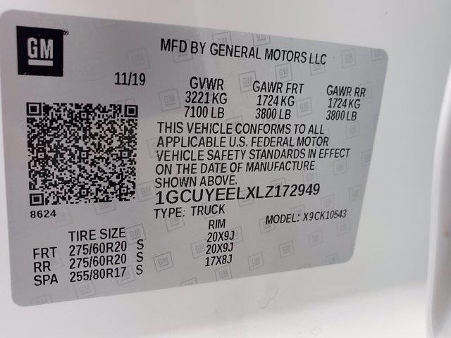 2020 Chevrolet Silverado 1500 Crew Cab 4x4, Pickup #SA51100 - photo 34