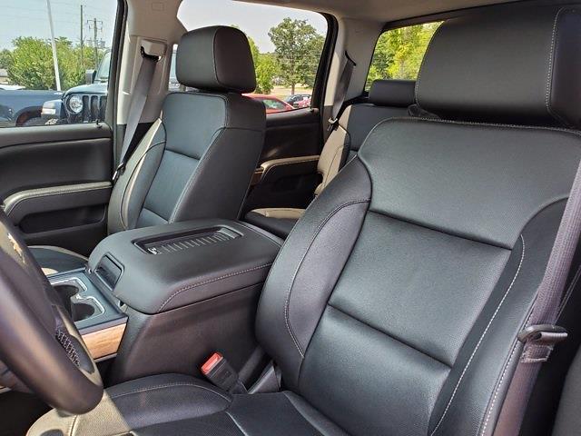 2018 Chevrolet Silverado 3500 Crew Cab 4x4, Pickup #SA51136 - photo 15