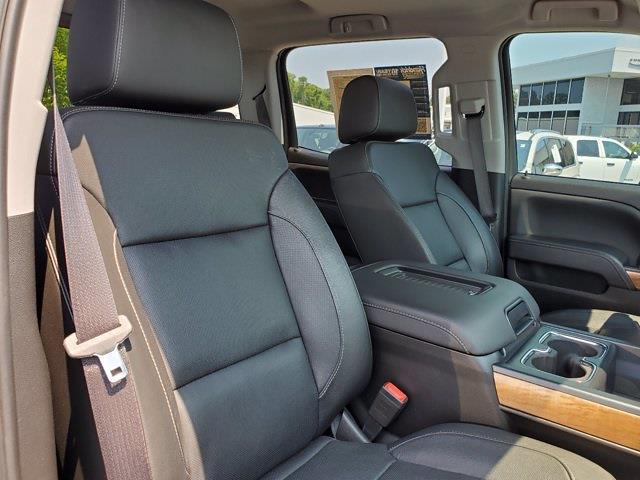 2018 Chevrolet Silverado 3500 Crew Cab 4x4, Pickup #SA51136 - photo 34