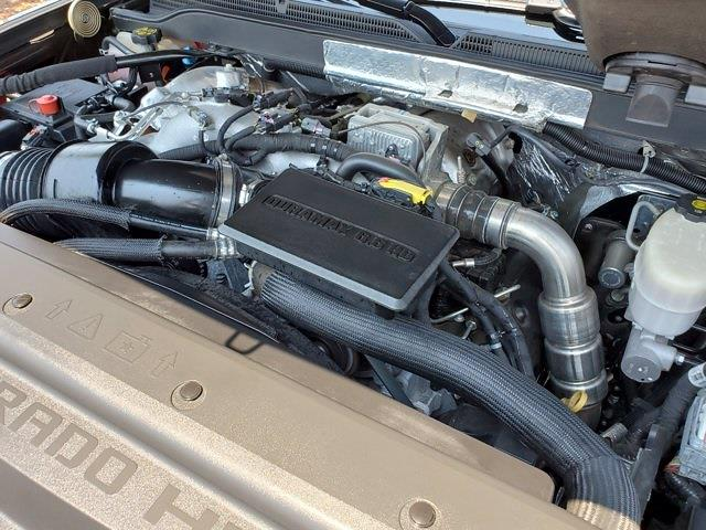 2018 Chevrolet Silverado 3500 Crew Cab 4x4, Pickup #SA51136 - photo 35