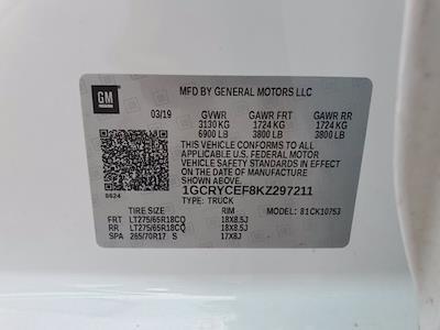 2019 Chevrolet Silverado 1500 Double Cab 4x4, Pickup #SA51138 - photo 33