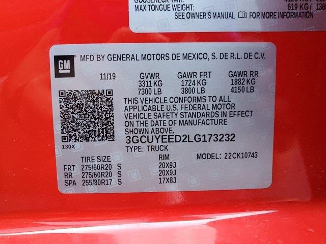 2020 Chevrolet Silverado 1500 Crew Cab 4x4, Pickup #SA51144 - photo 35