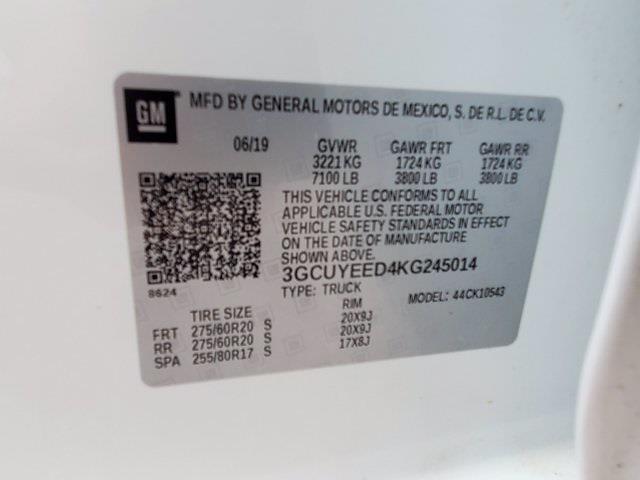 2019 Chevrolet Silverado 1500 Crew Cab 4x4, Pickup #SA51182 - photo 35