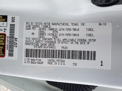2018 Toyota Tundra Crew Cab 4x4, Pickup #X51220 - photo 36