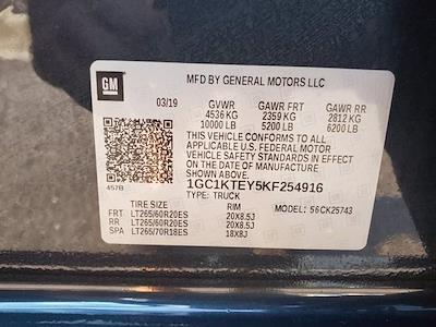2019 Silverado 2500 Crew Cab 4x4,  Pickup #XH51367A - photo 14