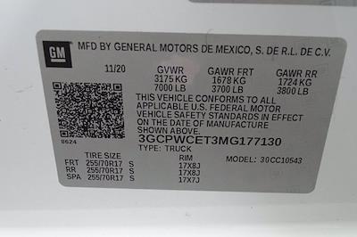 2021 Silverado 1500 Crew Cab 4x2,  Pickup #XH51398 - photo 51