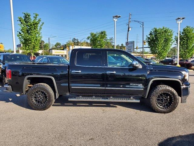 2018 GMC Sierra 1500 Crew Cab 4x4, Pickup #XR50965 - photo 3