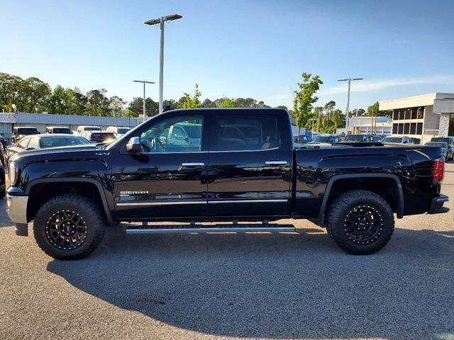 2018 GMC Sierra 1500 Crew Cab 4x4, Pickup #XR50965 - photo 7
