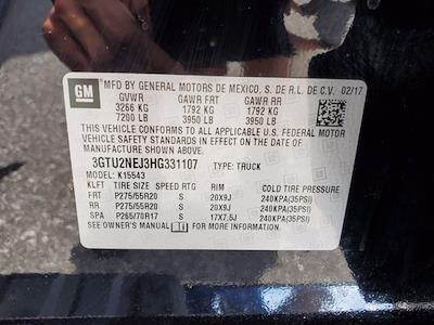 2017 GMC Sierra 1500 Crew Cab 4x4, Pickup #XR50969 - photo 34