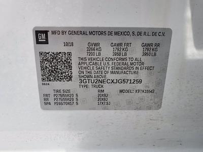 2018 GMC Sierra 1500 Crew Cab 4x4, Pickup #XR50984 - photo 37