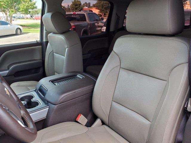 2018 Chevrolet Silverado 1500 Crew Cab 4x4, Pickup #XR51143 - photo 15