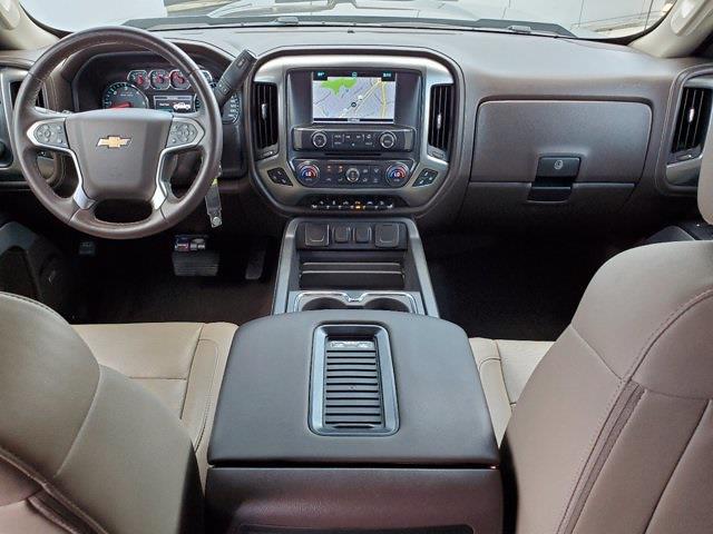 2018 Chevrolet Silverado 1500 Crew Cab 4x4, Pickup #XR51143 - photo 27