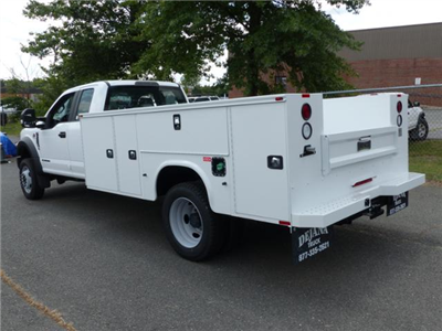 2017 F550 SuperCab 4x2 XL w/11' Utility Body #170471 - photo 2