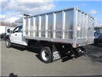 2017 F450 Crew Cab 4x4 XL w/12' Aluminum Dump Body #170914 - photo 1