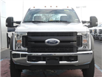 2017 F450 Crew Cab 4x2 XL w/11' Utility Body #170962 - photo 4