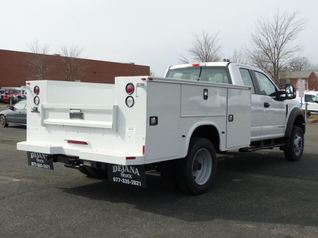 2017 F450 SuperCab 4x2 XL w/9' Utility Body #171252 - photo 5
