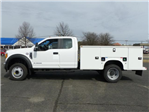 2017 F450 SuperCab 4x2 XL w/9' Utility Body #171252 - photo 7