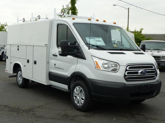 2017 T350 Transit Cutaway w/11' Utility Body #171910 - photo 4