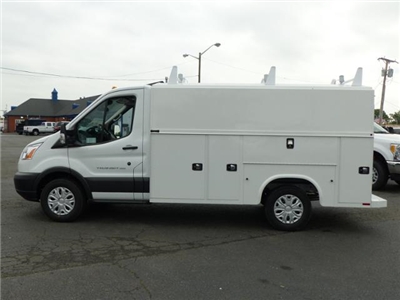 2017 T350 Transit Cutaway w/11' Utility Body #171910 - photo 7