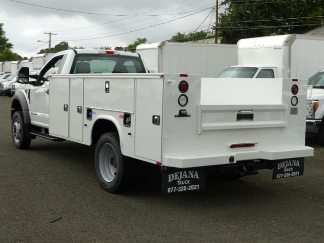 2017 F550 Reg Cab 4x2 XL w/11' Utility Body #172095 - photo 2