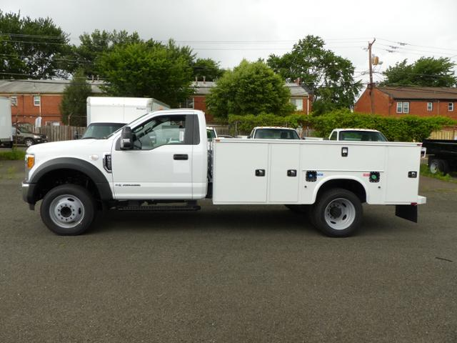 2017 F550 Reg Cab 4x2 XL w/11' Utility Body #172095 - photo 7