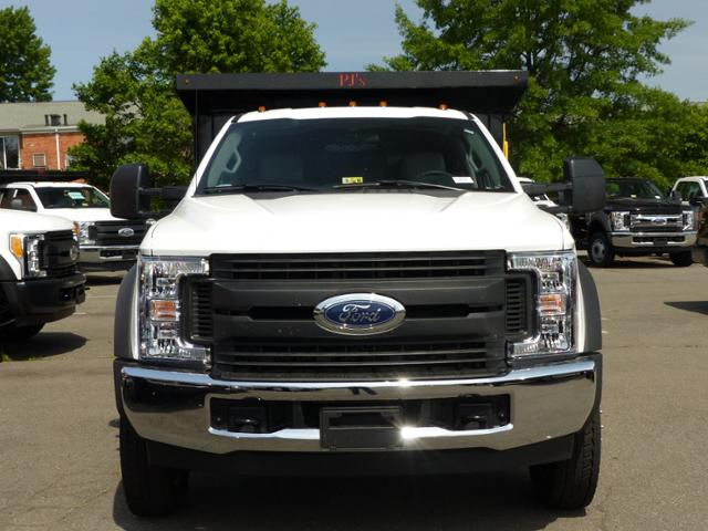 2017 F450 Crew Cab 4x2 XL w/12' Landscape Dump Body #172171 - photo 3