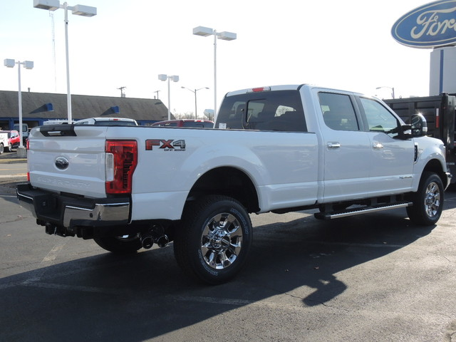 2017 F350 4WD Crew Cab Long Bed #173184 - photo 5