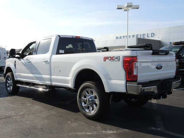 2017 F350 4WD Crew Cab Long Bed #173184 - photo 2