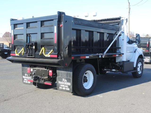 2017 F750 Reg Cab 33,000 GVWR 182 WB w/12' Dump Body #T17065 - photo 5