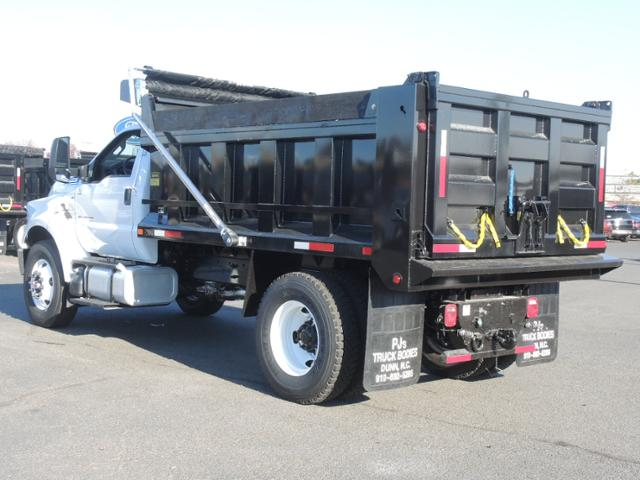 2017 F750 Reg Cab 33,000 GVWR 182 WB w/12' Dump Body #T17065 - photo 2