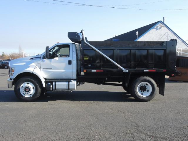 2017 F750 Reg Cab 33,000 GVWR 182 WB w/12' Dump Body #T17065 - photo 7