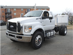 2017 F-750 Super Cab, Cab Chassis #T17066 - photo 1