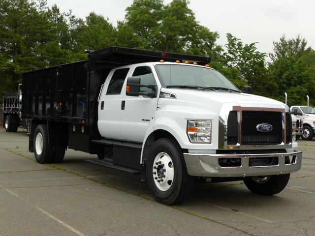 2017 F650 SuperCab 25,999 GVWR 236 WB w/16' Landscape Dump Body #T17094 - photo 4