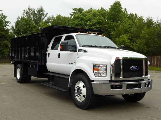 2017 F650 SuperCab 25,999 GVWR 236 WB w/16' Landscape Dump Body #T17095 - photo 4