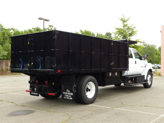 2017 F650 SuperCab 25,999 GVWR 236 WB w/16' Landscape Dump Body #T17095 - photo 5