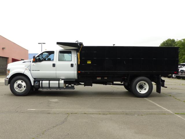 2017 F650 SuperCab 25,999 GVWR 236 WB w/16' Landscape Dump Body #T17095 - photo 2