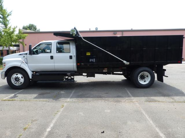 2017 F650 Crew Cab 25,999 GVWR 236 WB w/16' Landscape Dump Body #T17107 - photo 7
